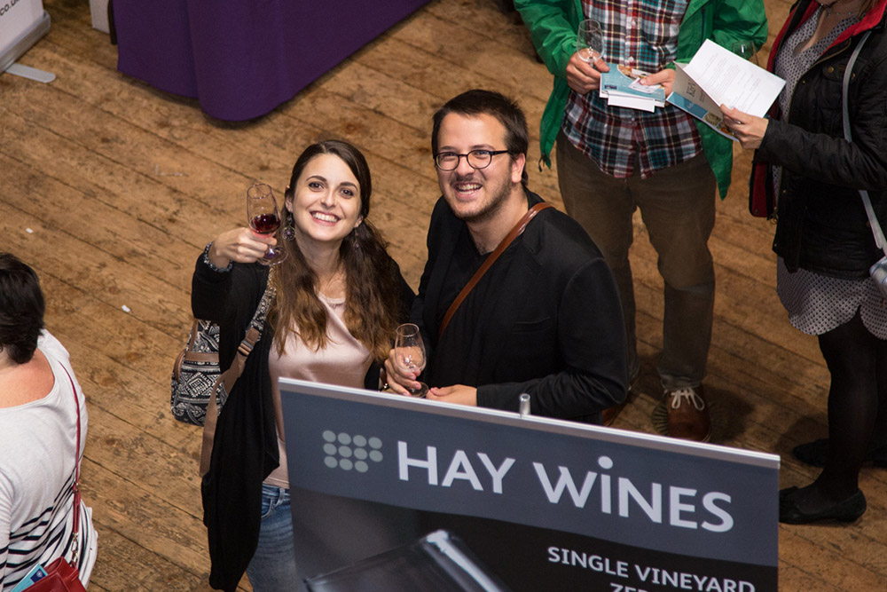 wine festival event photography