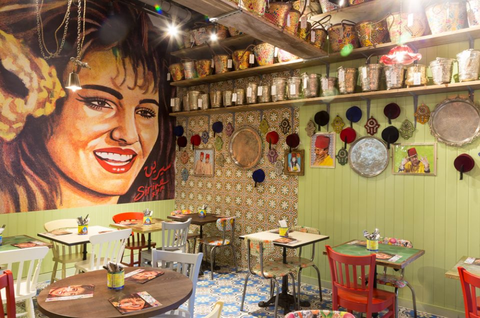 Comptoir Libanais opening in Oxford